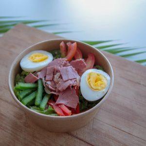 MAJESTIC WRAP - Tangy Beef Rasher Salad